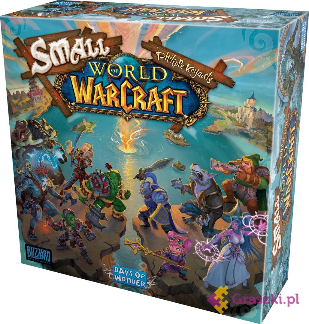 Small World of Warcraft // darmowa dostawa od 249.99 zł // wysyłka do 24 godzin! // odbiór osobisty w Opolu